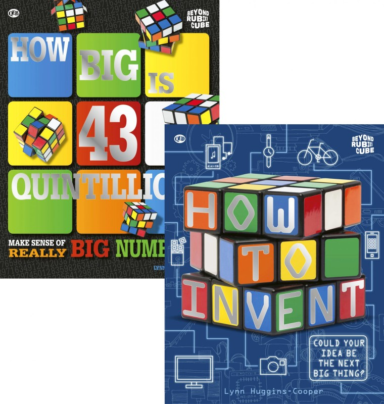 Beyond Rubik's Cube: How Big is 43 Quintillion • How to Invent
