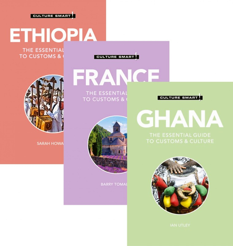 Culture Smart!: Ethiopia • France • Ghana