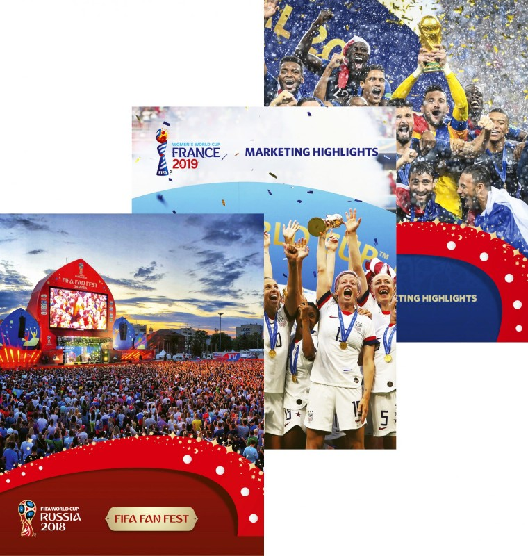FIFA Marketing: FIFA World Cup Russia 2018 FIFA Fan Fest • FIFA World Cup Russia 2018 Marketing Highlights • Women's World Cup France 2019 Marketing Highlights